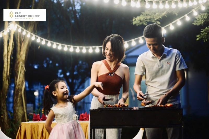 Rực rỡ mùa lễ hội cuối năm tại hệ thống quần thể FLC Hotels & Resorts