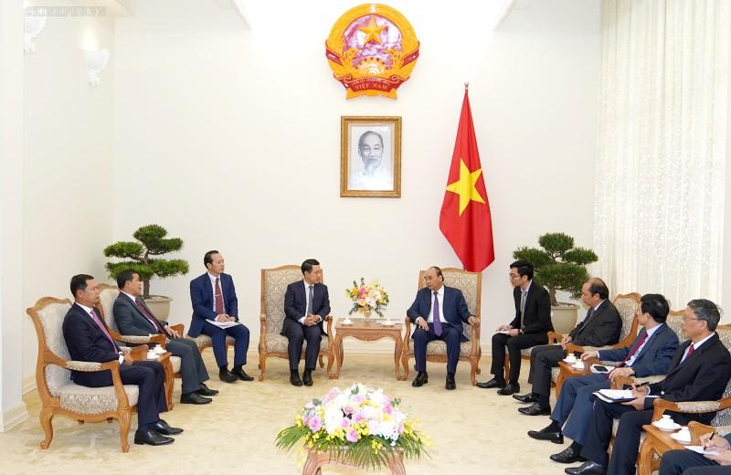 Quan hệ Việt Nam – Lào ngày càng tốt đẹp