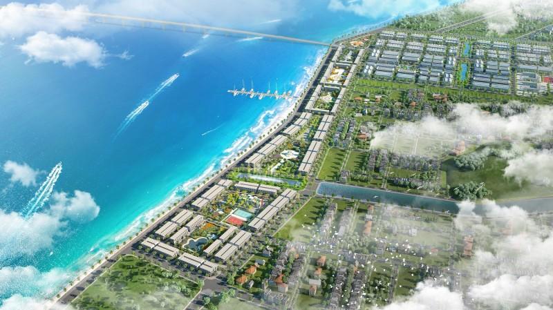 """Hai phân khu ven biển đắt giá của FLC Tropical City Ha Long """"trình làng"""" Hà Nội"""