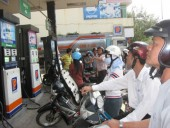 Tiêu thụ xăng dầu ở VN năm qua tăng gần 15%