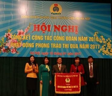Tổng kết công tác công đoàn năm 2016