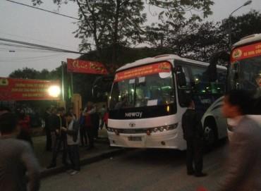 LĐLĐ quận Bắc Từ Liêm: Tổ chức đưa gần 200 CNLĐ về quê đón Tết
