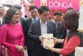 Tưng bừng khai mạc Phố sách Xuân Đinh Dậu 2017