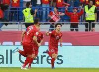 VietinBank tặng thưởng đội tuyển Việt Nam 1 tỷ đồng sau trận thắng Jordan