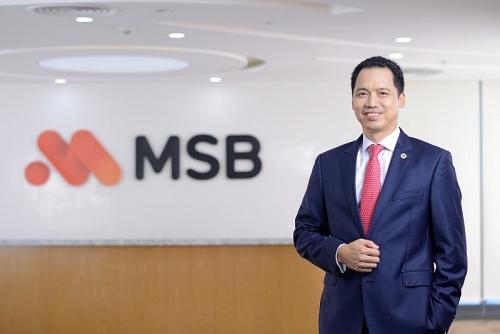 Ngân hàng MSB bổ nhiệm nhân sự cấp cao