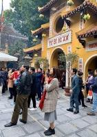 Đi chùa đầu năm – Nét đẹp trong đời sống tâm linh người Việt
