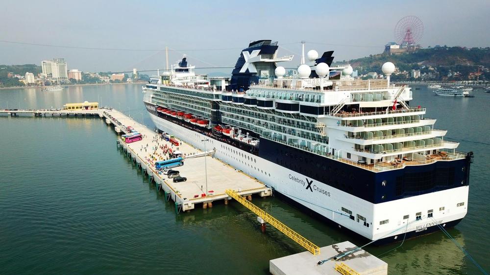 Cảng tàu khách quốc tế Hạ Long: Cửa ngõ thăm Vịnh di sản