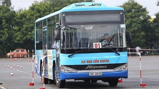 Thi đua nâng cao chất lượng dịch vụ xe buýt