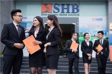 Các chỉ tiêu hoạt động kinh doanh của SHB tăng trưởng tốt