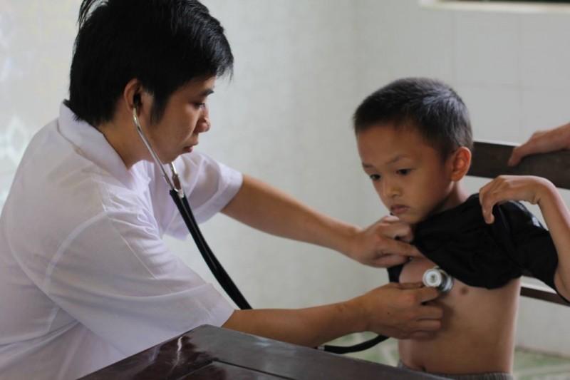 Khám miễn phí dị tật tiết niệu, sinh dục cho trẻ em