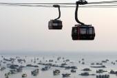 Khai trương tuyến cáp treo dài nhất thế giới tại Phú Quốc