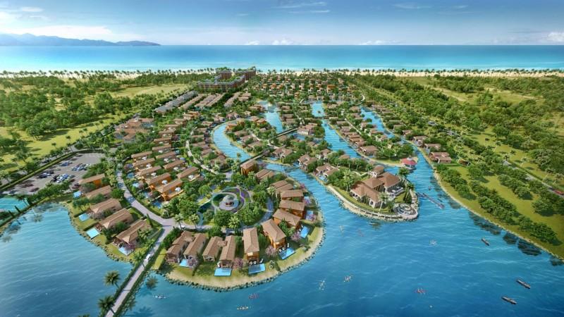 Novaland ra mắt dự án NovaBeach Cam Ranh