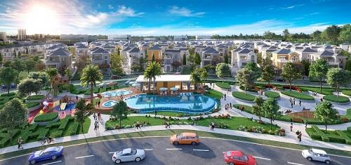 An cư tại đô thị sinh thái – Lựa chọn sống chất cho tương lai