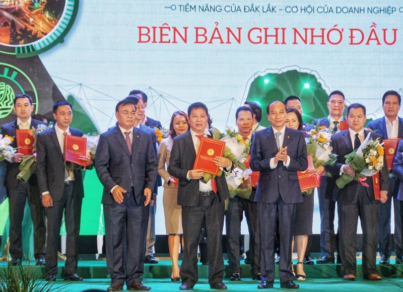 TNG Holdings Vietnam đầu tư hơn 1.700 tỷ đồng vào Đắk Lắk