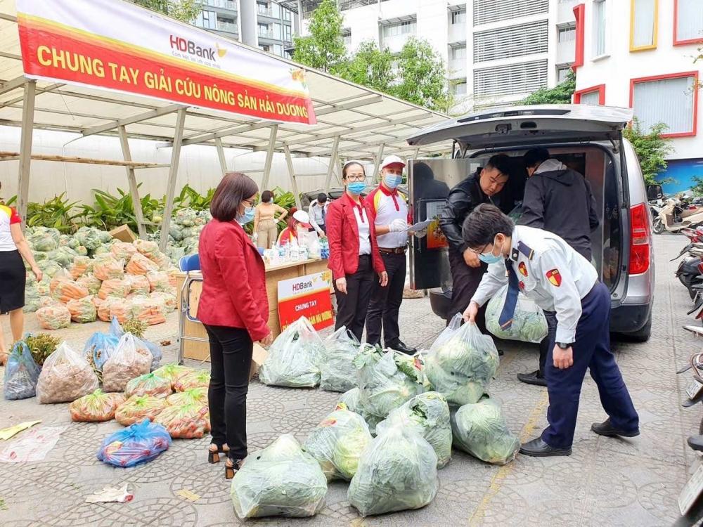 HDBank hỗ trợ tỉnh Hải Dương 1,5 tỷ đồng phòng chống dịch Covid - 19