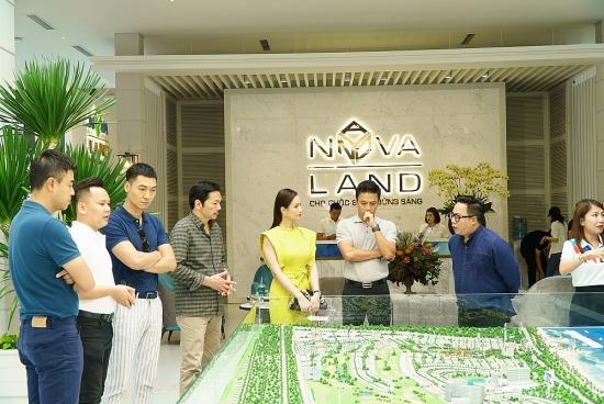 Dàn sao Bắc Nam mê biệt thự biển NovaWorld Phan Thiet