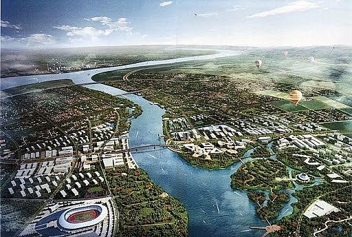 Uông Bí – Sức bật bền vững sau 10 năm lên thành phố