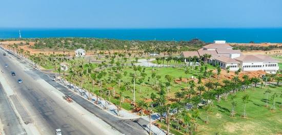 Bất động sản du lịch nghỉ dưỡng Bình Thuận phát triển sôi động