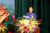 Đồng chí Nguyễn Thị Tuyến tái đắc cử Chủ tịch LĐLĐ Thành phố Hà Nội