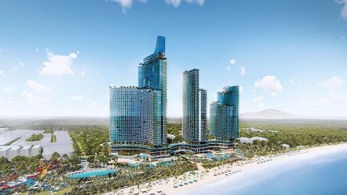 Động thổ và giới thiệu dự án tổ hợp nghỉ dưỡng lớn nhất Ninh Thuận