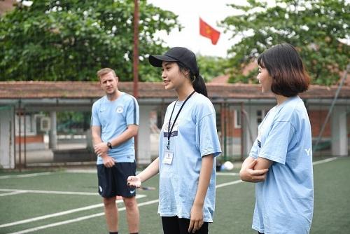 Man City tiếp tục tổ chức chương trình đào tạo 'Nhà lãnh đạo trẻ' ở Việt Nam