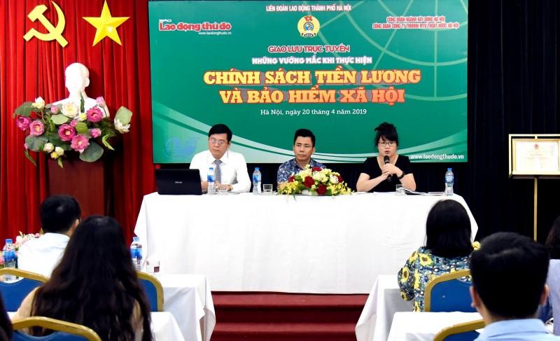 Hà Nội: Tăng cường quản lý, kiểm tra việc chấp hành pháp luật bảo hiểm xã hội