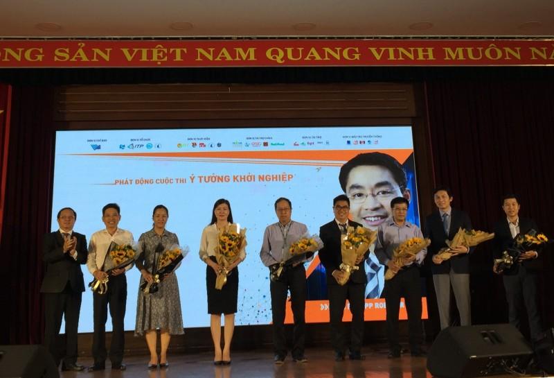 novaland dong hanh cung y tuong khoi nghiep cic 2019