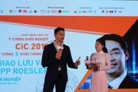 """Novaland đồng hành cùng 'Ý tưởng khởi nghiệp CiC 2019"""""""