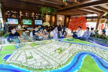 Nhà đầu tư dài hạn chuộng bất động sản đô thị quy hoạch hoàn chỉnh