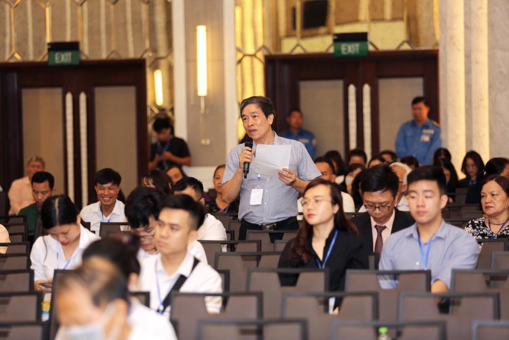 Đại hội cổ đông lần thứ 29: SHB đặt mục tiêu số 1 về hiệu quả kinh doanh và công nghệ