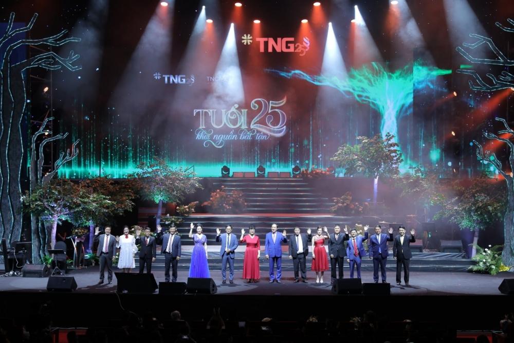 Tập đoàn TNG Holdings Vietnam kỷ niệm 25 năm xây dựng và phát triển