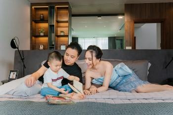 Đạo diễn triệu đô màn ảnh Việt - Victor Vũ kể chuyện chăm con