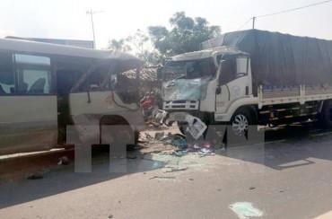 Phó Thủ tướng chỉ đạo khắc phục vụ tai nạn xe khách ở Đắk Nông