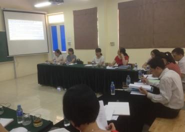 LĐLĐ quận Bắc Từ Liêm: Khảo sát hoạt động Công đoàn khối giáo dục