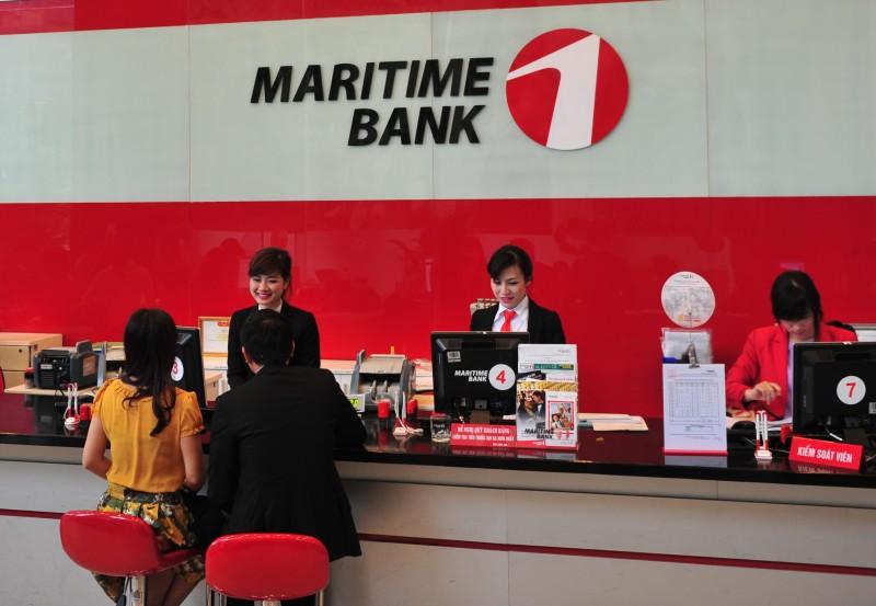 Quý 1, lợi nhuận của Maritime Bank tăng hơn 9 lần so với cùng kỳ