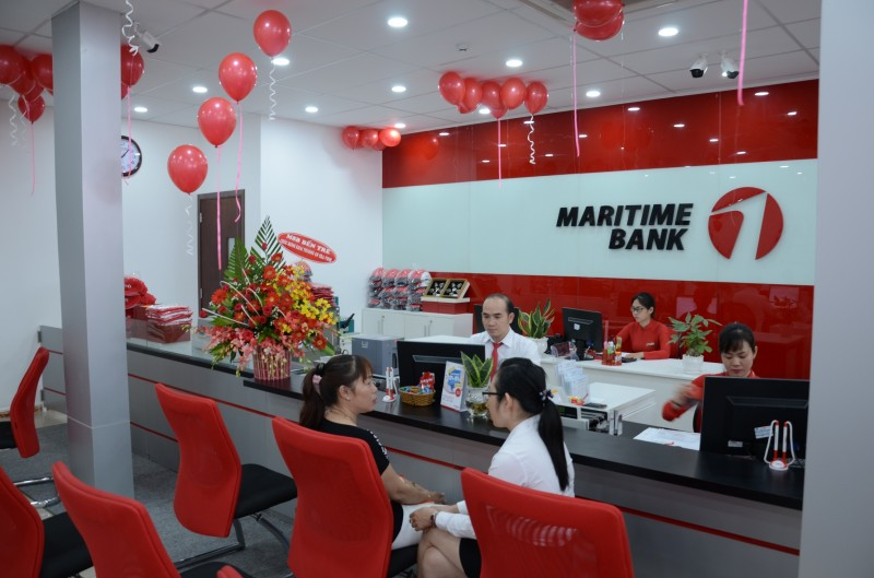 maritime bank khai truong 3 chi nhanh moi