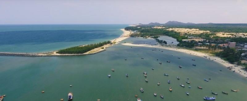 Bà Rịa - Vũng Tàu sắp đón Dự án theo mô hình Đại đô thị du lịch nghỉ dưỡng giải trí