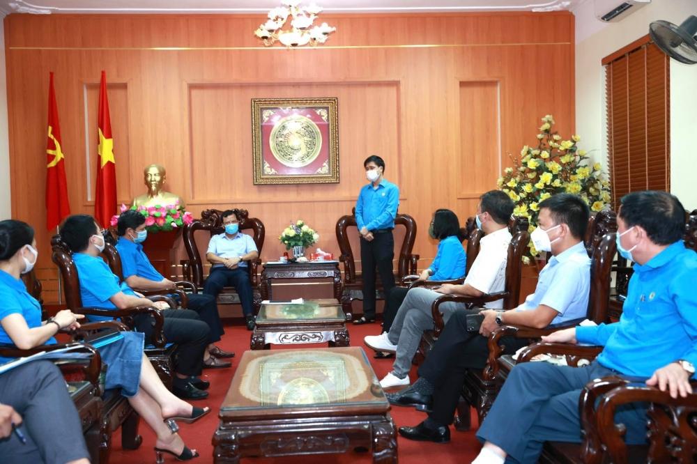 Hơn 51.000 công nhân lao động tỉnh Bắc Giang phải nghỉ việc thực hiện cách ly phòng, chống dịch