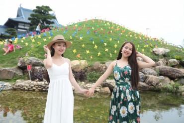 Đẹp mê hồn đồi chong chóng ở Sun World Halong Complex