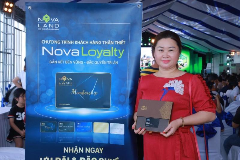 Ra mắt chương trình khách hàng thân thiết NOVALOYALTY
