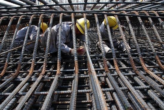 Giá nguyên liệu xây dựng tăng, giá chung cư có thể tăng 10 – 20%