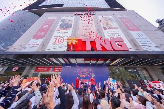 """TNG Holdings Vietnam thắng lớn ở nhiều hạng mục tại """"Employer of Choice"""" 2020"""