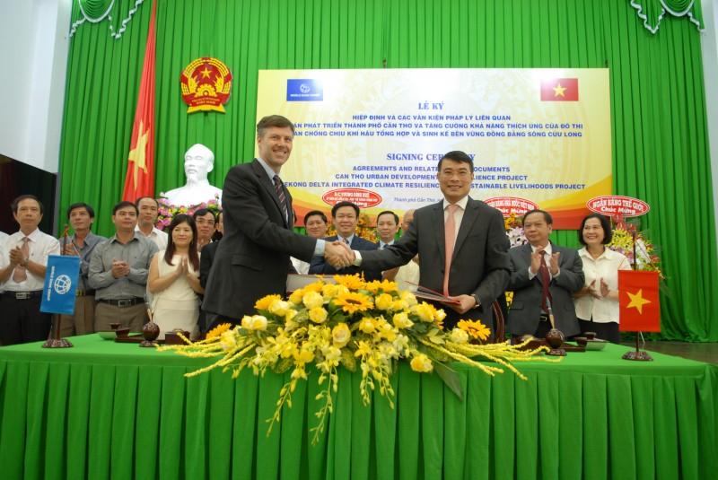 Hỗ trợ 560 triệu USD phát triển đô thị ĐBSCL