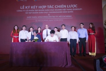 Tập đoàn giáo dục Hàn Quốc đầu tư 10 triệu USD vào Việt Nam