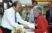 Thủ tướng: Công tác đền ơn đáp nghĩa là trách nhiệm của Đảng, Nhà nước và nhân dân