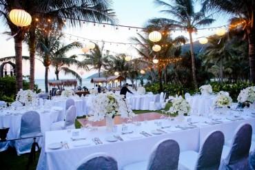 InterContinental Danang Sun Peninsula Resort là địa điểm tổ chức tiệc cưới lý tưởng nhất thế giới