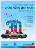 Cơ hội trúng ô tô Mazda CX5 khi giao dịch với VietinBank