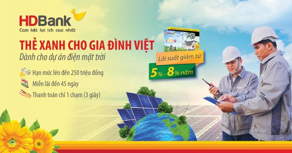 Thẻ Xanh cho gia đình Việt