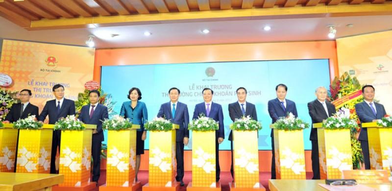 Việt Nam chính thức có thị trường chứng khoán phái sinh