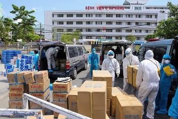 Ngành Ngân hàng hỗ trợ Đà Nẵng 25 tỷ đồng chống dịch Covid-19